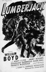 Hopalong Cassidy – Lumberjack