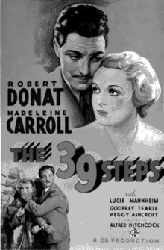 The 39 Steps 1935 Watch Download Free Bnwmovies Com