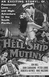 Hell Ship Mutiny 1957