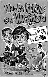 Ma & Pa Kettle On Vacation
