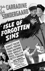 Isle of Forgotten Sins (Monsoon)