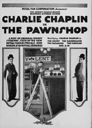 Charlie Chaplin – The Pawnshop