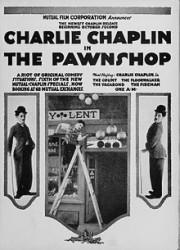 Charlie Chaplin – The Pawnshop