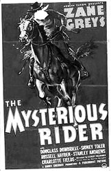 Mark of the Avenger (The Mysterious Rider)