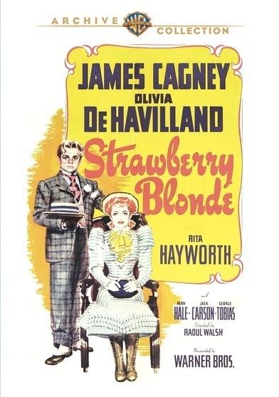 Strawberry Blonde Dvd 108